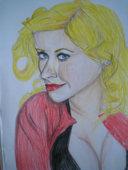 Christina Aguilera by XtinaFann